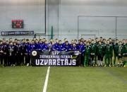 LFF Ziemas kausa izcīņa noslēdzas ar BFC Daugavpils uzvaru U-14 grupā