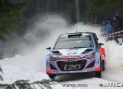 Zviedrijas WRC posmā strādās arī latviešu tiesneši