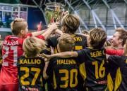 """""""Riga Cup"""" jauniešu futbola turnīrs uzņem apgriezienus"""