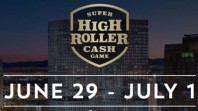 Sākas Super High Roller Cash Game + Tiešraide