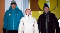 Siguldā atklāj junioru pasaules čempionātu kamaniņu sportā