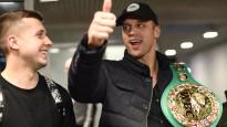 WBC pasaules čempions Briedis atgriežas Latvijā