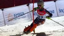 Latvijas kauss un FIS sacensības kalnu slēpošanā Siguldā