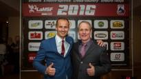 LaMSF Enduro laureātu apbalvošanas ceremonija 2016