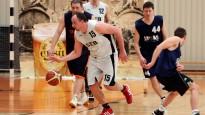 """""""SEB bankas"""" basketbolistiem panākums Banku kausa spēlē ar """"ABLV bank"""""""