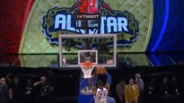 NBA Zvaigžņu spēles momentu topā uzvar Lebrons Džeimss