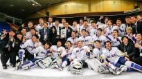 Dienvidkorejas hokejisti līksmo par iekļūšanu pasaules elitē