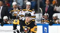 "Bļugers iemet savu pirmo ripu AHL ""play-off"""