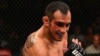 UFC cīkstonis priekšroku dod tērauda trubai, nevis boksa maisam