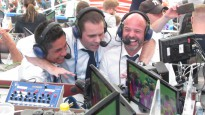 Pēc Meksikas uzvaras priecājas un dejo pat komentētāji
