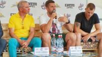 """Raimonds Elbakjans aicina sporta līdzjutējus uz """"Ghetto Games"""" festivālu Ventspilī"""