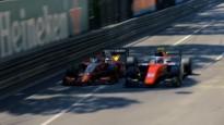 """Desmit labākās apdzīšanas aizvadītajā """"Formula 2"""" sezonā"""