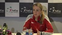 Marcinkeviča: ''Vairāk jātic sev - tam, ka varu uzvarēt''