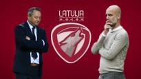 Vai pasaules labākais treneris izvilktu Latviju no mēsliem?