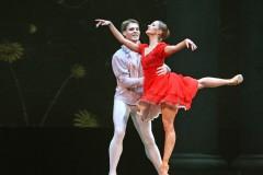 Foto: Baleta Romeo un Džuljeta pirmizrāde bildēs