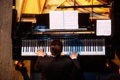 """Foto: Koncerts """"Trīs Osokini Operā. Jaunā programma"""" fotomirkļos"""