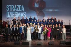 Foto: Jāņa Strazda 40 gadu jubilejas koncerts fotomirkļos