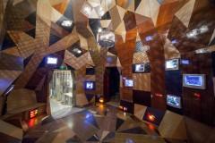 Foto: Atklāts Venēcijas mākslas biennāles Latvijas paviljons ARMPIT