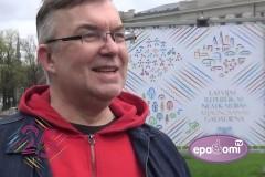 Video: Atklāj 4. maija svētku Rīgas grafiskā noformējuma noslēpumus