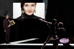 Video: Pazīstamā baletdejotāja Elza Leimane debitē Dailes teātra izrādē