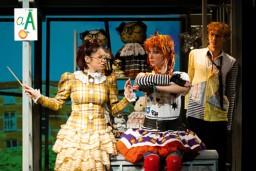 Leļļu teātra repertuārā vairāk nekā 10 izrāžu skolēniem