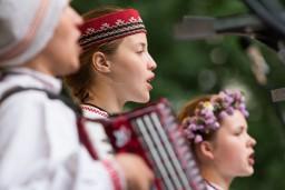 "Notiks Starptautiskā folkloras festivāla ""Baltica 2018"" skates"