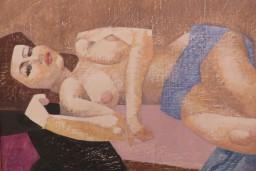 """Liepājā atklās mākslinieka Valda Mackara darbu izstādi """"VELTĪJUMS KARALIENEI"""""""