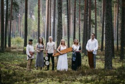 """""""Rāmi Riti"""" izdod otro studijas albumu un aicina uz koncertu Siguldas koncertzālē """"Baltais Flīģelis"""""""
