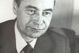 Ojāra Vācieša 85. gadadienas svinības Latvijas Nacionālajā bibliotēkā