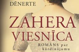 Zahera viesnīca - intriģējošs un stilīgs romāns Silvijas Brices tulkojumā