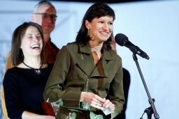 Purvīša balvas 2019 laureāte – Ieva Epnere