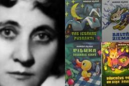 Mirusi bērnu grāmatu autore Mirdza Kļava