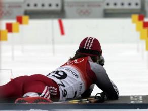 Latvijas biatlonistiem 11. un 15.vieta pasaules čempionāta jauniešiem stafetes sacensībās