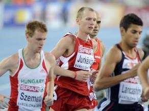 Jurkevičam astotā vieta 1500 metros Zviedrijā