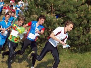 Nedēļas nogalē Ratniekos notiks Baltijas čempionāts orientēšanās sportā