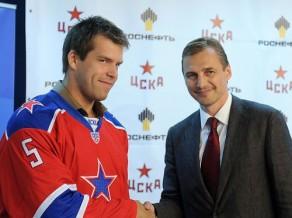 """Vityaz"" un CSKA spēlē neizšķirti, Sprukts nerealizē <i>bullīti</i>"