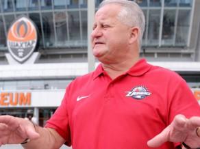 Šuplers pārliecināts par ''Donbass'' iekļūšanu Gagarina kausa izcīņā