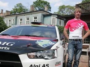 Seškārtējais Latvijas rallija čempions Aivis Egle izlaidīs nākamo sezonu