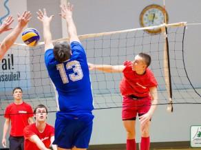 23. martā notiks pēdējā regulārā turnīra kārta volejbolā