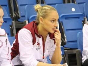 Vingrotāja Grišāne iegūst 11. vietu Eiropas čempionātā