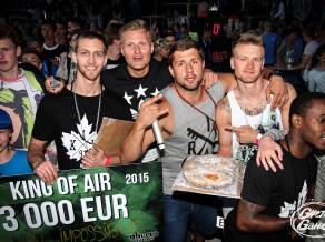 """Kanādietis Kilganons uzvar pasaulē prestižākajā Slam Dunk konkursā """"Sprite Kings of Air"""""""