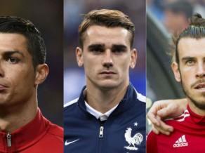 Uz sezonas labākā futbolista Eiropā balvu pretendē tikai Madrides futbolisti