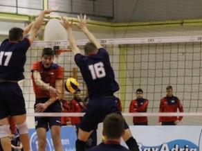 Latvijas juniori uzvar arī mājiniekus horvātus, juniorēm pirmais zaudējums