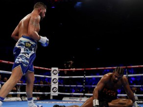 """Beljū par WBC titulu: """"Pagaidīšu, kurš uzvarēs Brieža un Huka cīņā"""""""