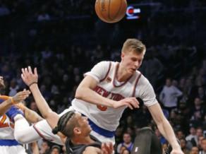 """Porziņģis par """"Knicks"""" shēmām: """"Spēlētāji ir ārkārtīgi apjukuši"""""""