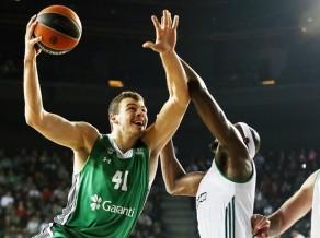 """Daira Bertāna komandas biedrs Žižičs vasarā pievienosies Bostonas """"Celtics"""""""
