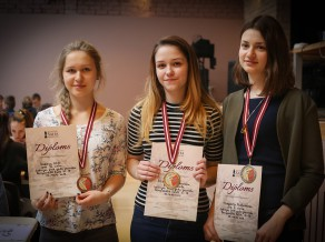 Aizvadīts Latvijas čempionāts šahā jauniešiem