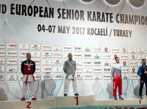 Kalniņš un Sadikovs cīnīsies par Eiropas bronzu