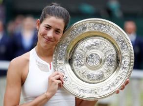 """WTA Finals"": Mugurusa kvalificējas, Ostapenko tuvu, Sevastova tālu"
