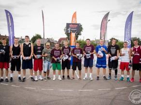"""""""Ghetto Basket"""" – Latvijas čempionāta – posms 22. jūlijā Krāslavā"""